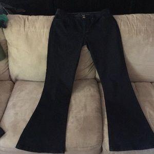 Used Banana Republic Flare Jeans